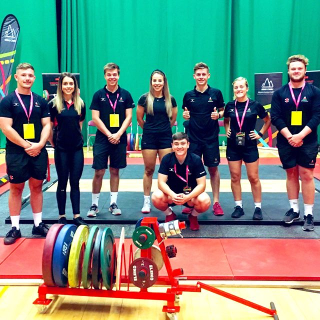 Gemau Cymru young volunteers