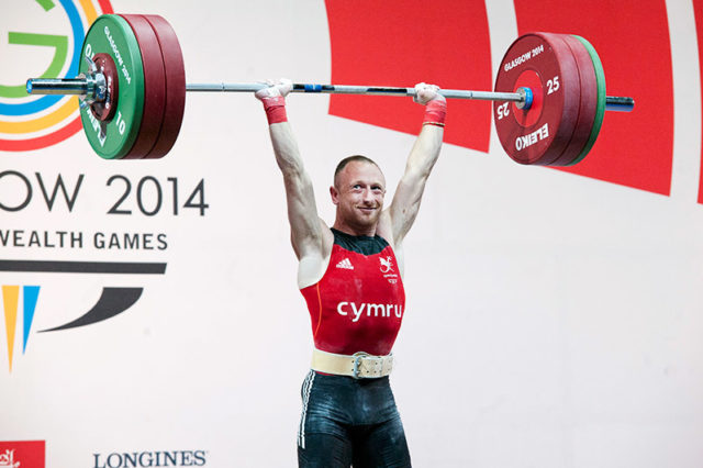 Wales commonwealth games 1