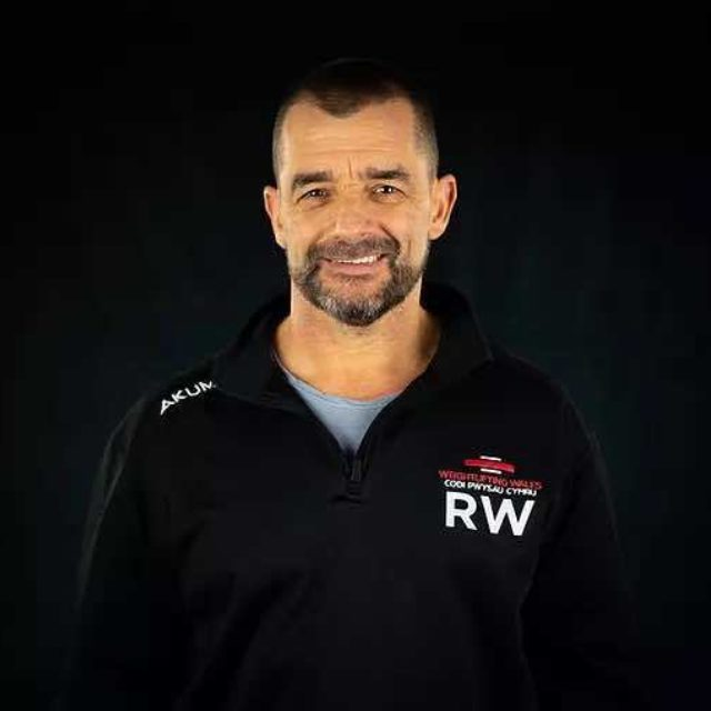 Ray Williams Portrait
